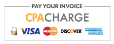 Pay Your Invoice with Visa, MasterCard, American Express, and Discover