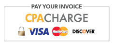 Pay Your Invoice with Visa, MasterCard, and Discover