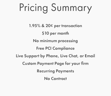 Partner Pricing